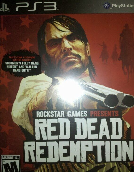 Red Dead Redemption Has PS3 Exclusives | Game Rant