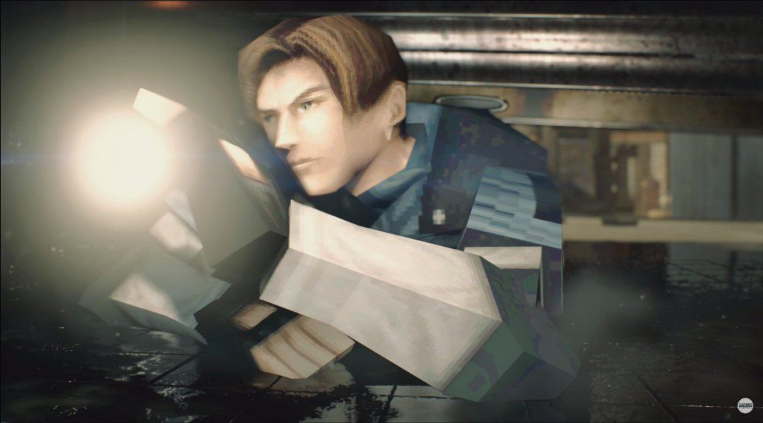 Resident Evil 2 Will Include Original Character Models as DLC