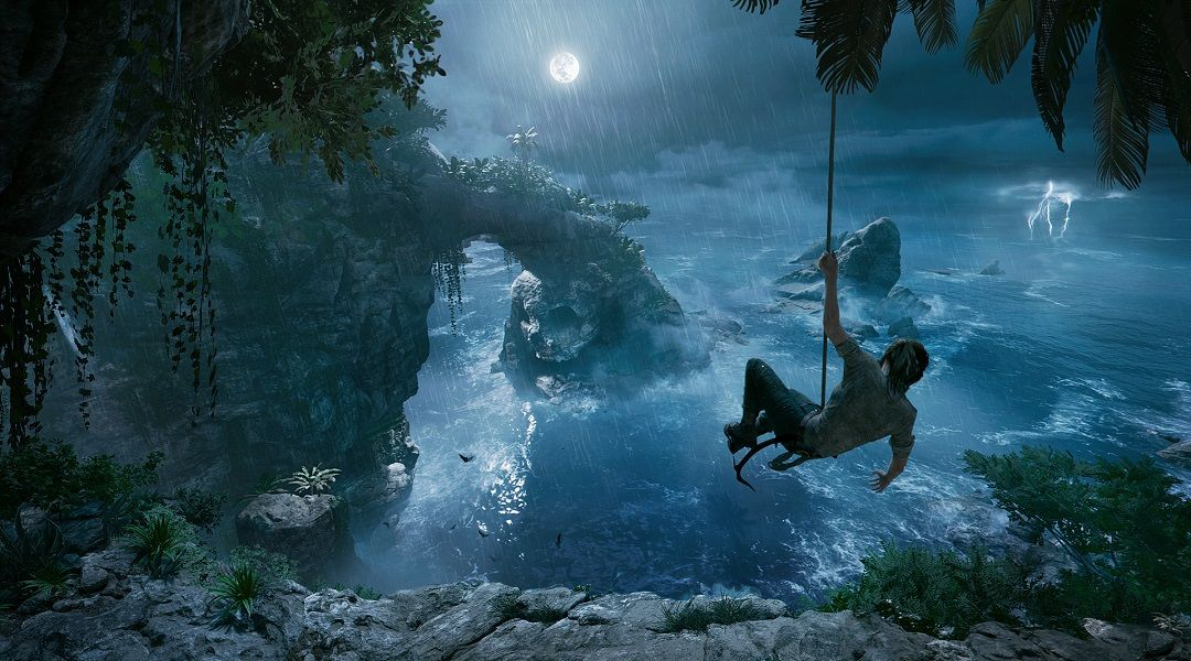 How Long Is Shadow Of The Tomb Raider Game Rant