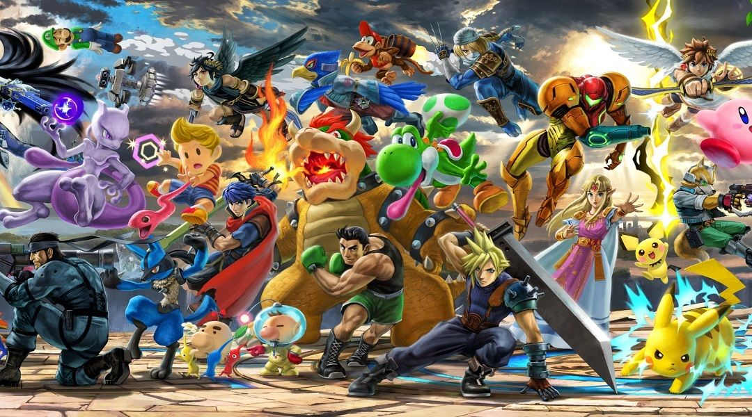 Super Smash Bros  Ultimate: How to Reduce Online Lag | Game Rant