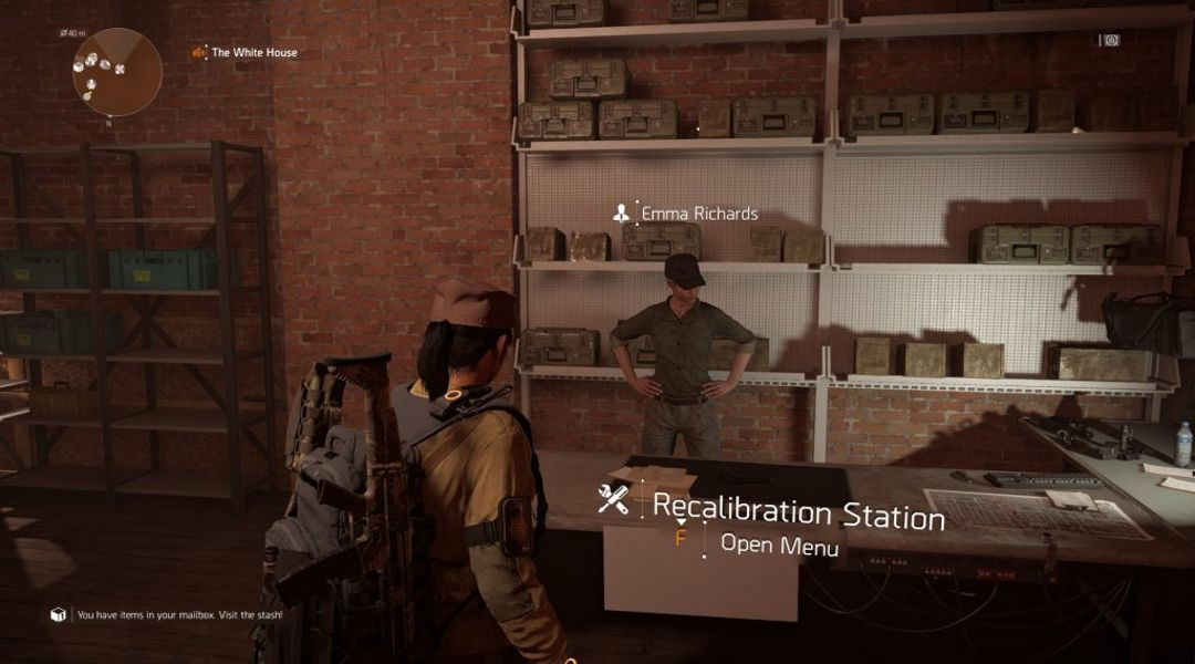 The Division 2 Details Gear Score, Recalibration, and Mod Blueprint