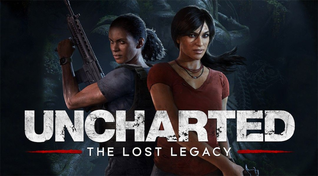 How Big Is Uncharted Lost Legacy S Map Game Rant