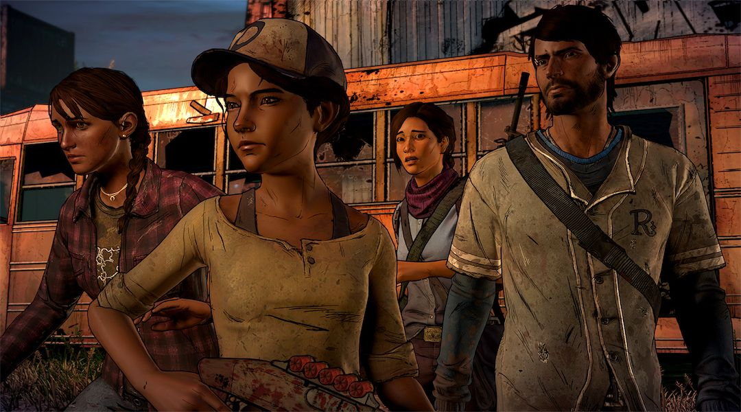 New The Walking Dead Season 3 Episode Coming Soon Game Rant